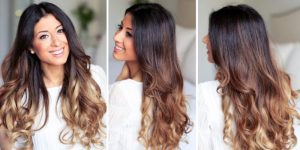 How to Create Curls to the Hair with the Plate