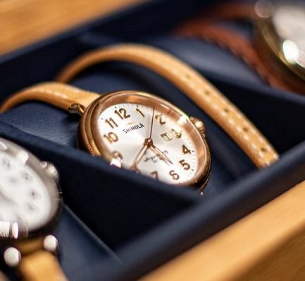 Bring Home a Luxurious Timepiece This Winter